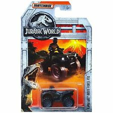 Jurassic World Diecast Kawasaki Brute Force 750 1:64 Scale