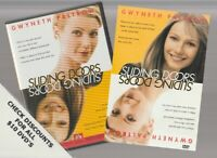 SLIDING DOORS DVD Movie LIKE NEW WITH INSERTS GWENETH PALTROW EDITED FOR THE USA