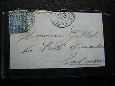 FRANCE - enveloppe 6/6/1897 (cy29) french