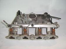 01 09 SAAB 9-3 9-5 INTAKE MANIFOLD TURBO ENGINE W/ RAIL/ FUEL INJECTORS  9199100