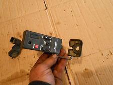 1997 Kawasaki Voyager ZG1200 ZG 1200 stereo radio Clarion rear back control
