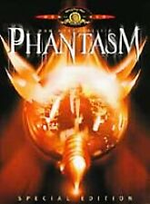 Phantasm Special Edition Horror DVD Rare OOP Cult Gore Angus Scrimm Coscarelli