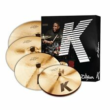 Zildjian KCD900 K Custom Dark 5 Cymbal Set-Up Pack