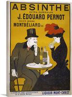 ARTCANVAS Absinthe Extra-Superieure 1903 Canvas Art Print by Leonetto Cappiello