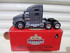 Matchbox 2000 Hershey PA. Toy Show SF KENWORTH T2000 TRACTOR Nu in Excellent Box
