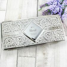 Unbranded Silver/Silver-Plate Gift/Storage Boxes Jewellery Boxes