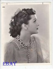 Ann Rutherford The Glamour Girl VINTAGE Photo