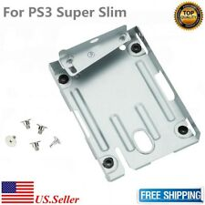 SONY PS3 Super Slim Hard Disk Drive HDD Mounting Bracket Caddy CECH-400x Series
