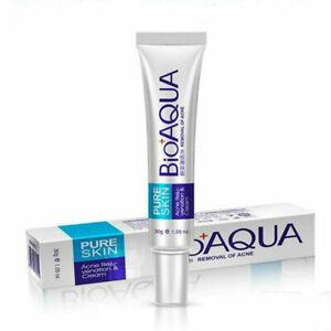 BIOAQUA BQY0719 Pure Skin Acne Removal Cream - 30g