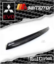 Carbon Fiber Rear Trunk Spoiler Wingless Type for MITSUBISHI Evolution EVO 8 & 9