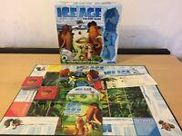 ICE AGE THE THREE MOVIE DVD TRIVIA BOARD GAME - FAMILY FUN. -TV INTERACTIVE GAME