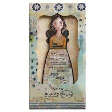 Kelly Rae Roberts 1002720258 Trust Your Journey Angel Ornament Card