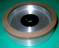 6A2 CBN cup grinding wheel 100mm CBN126 CON75 for steel