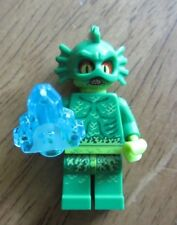 Lego Swamp Creature from set 9461 includes Ghost Moonstone from Vampyre castle