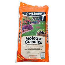 Mole Repellent Granules 10 Lb Mole Control Repels Moles Treats Up To 5,000 Sq Ft