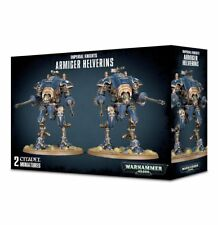 Warhammer 40 000 Imperial Knights - Armiger Helverins