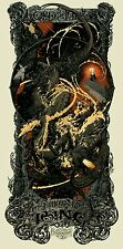Aaron Horkey Lord of the Rings The Fellowship of the Ring LE Movie Poster Mondo