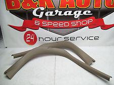 93-02 TRANS AM CAMARO HATCH INTERIOR TRIM MOLDING PLASTIC CARGO DECK LID TRIMS