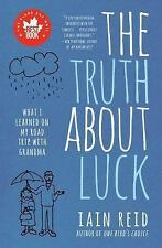 The Truth About Luck: What I Learned on My Road Trip with Grandma-ExLibrary