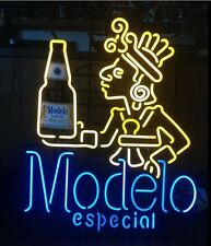 """New Modelo Especial Beer Neon Sign 24""""x20"""" Ship From USA"""