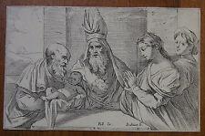 PALMA GIOVANE ´BESCHNEIDUNG CHRISTI; CIRCUMCISION OF CHRIST´ LOUIS ELLE, ~1650