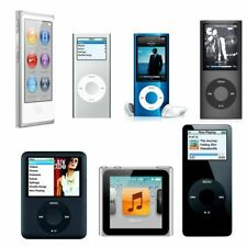 Apple iPod Nano 2nd, 3rd, 4th, 5th, & 6th Generation 2GB, 4GB, 8GB, & 16GB