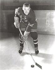 LIONEL CONACHER 8X10 PHOTO NEW YORK RANGERS NY NHL PICTURE HOCKEY B/W