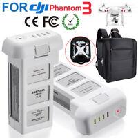4480mAh Intelligent LiPo Battery & Bag For DJI Phantom 3 Pro/Adv Standard 4K