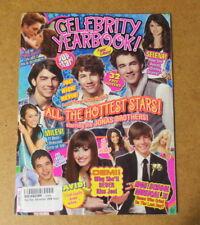 PopStar Magazine Jonas Brothers Posters Nick & Joe Jonas Zac Efron Miley Cyrus +