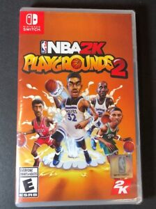 NBA 2K Playgrounds 2 (Nintendo Switch) NEW