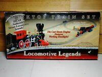 Feldstein Locomotive Legends Desktop Train Set Complete With Box HO H0 Scale