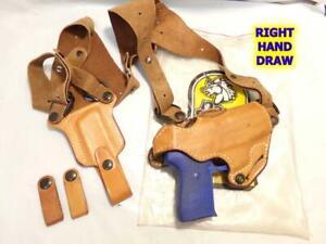 B3 DeSANTIS Triple Agent Combo Shoulder Hip IWB Holster for SIG SAUER P239 P228