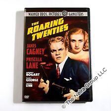 The Roaring Twenties DVD New James Cagney, Priscilla Lane, Humphrey Bogart