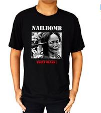 Nailbomb Point Blank Metal Band Logo Men's T-Shirt