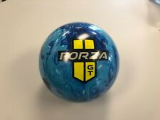 New listing Motiv Forza GT 15lbs used Bowling Ball. It's in great condition and has low game