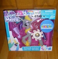 """My Little Pony The Movie Glitter and Glow Princess Celestia Lights Up Color 8"""""""