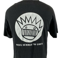 Vintage Ween T Shirt Single Stitch 1999 Band Tee Punk Rock Your Concert 90s