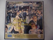 1959 RCA 12 LP Boxed Set Festival of Light Classical Music Reader Digest NM