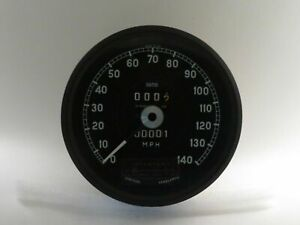 Speedometer 140MPH NOS Smiths Fits Jaguar 3.4S & 3.8S  SN6326/12