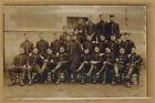 Cpa Militaria Carte Photo Militaires cavaliers de l'artillerie montée m0267