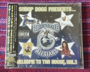 Snoop Dogg ~ Welcome To The House Vol.1 ( Japan Sample Press ) Cd