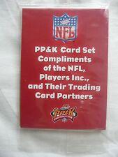 PP&K CARD SET 10 of 10 (NFL, et al 2002) • Danny White • Mint!