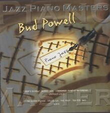 Bud Powell Piano Jazz Masters (Sweet Georgia Brown, Elora) 2000 TIM Doppel CD