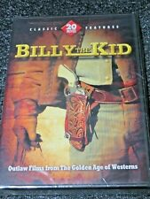 New Factory Sealed DVD 20 Billy The Kid Classic Movie Features 2009 4 discs 18hr