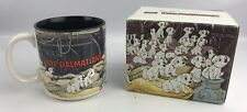 Walt Disney's Classic 101 Dalmatians Mug in Original Box Coffee Cup Puppies Dogs