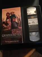 Grumpier Old Men (VHS, 1996)