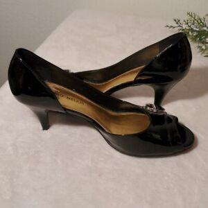 Antonio Melani heels sz 8 RETRO