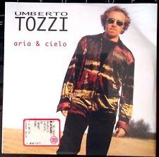 "UMBERTO TOZZI - MOGOL - CD SINGLE PROMO ""Aria & cielo""  Nuovo! Sigillato!"