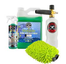 TORQ Professional Foam Cannon Kit w/Honeydew Snow Foam, Afterwash & Wash Mitt