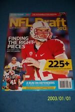 2012 Pro Football STANFORD Cardinals ANDREW LUCK NFL College DRAFT Preview COLTS